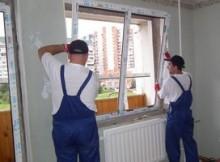 установка окон в квартирах сургут