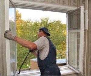 менять деревянные окна на пластиковые или нет