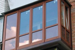французские балконы в Сургуте - качественно, надежно и с гарантией